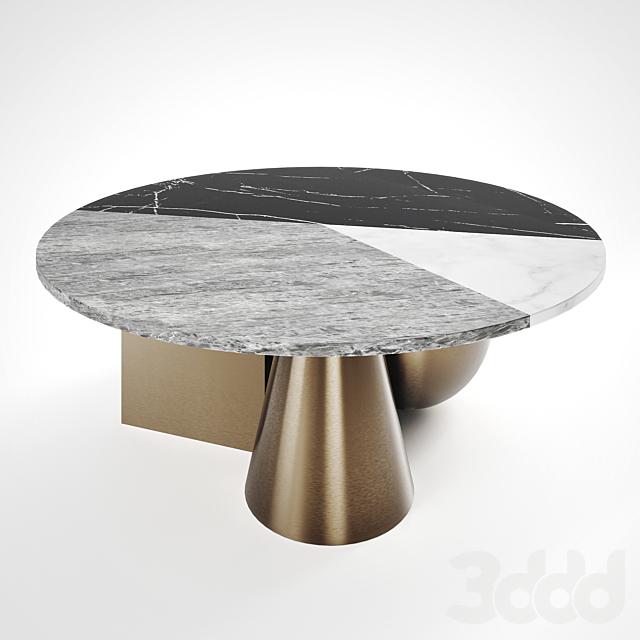 Coffee Table Tricolori