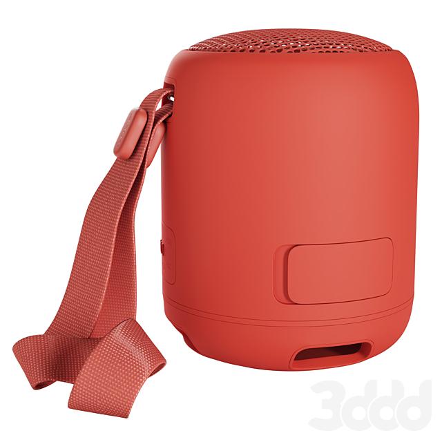 Беспроводная акустическая система Sony XB12 EXTRA BASS