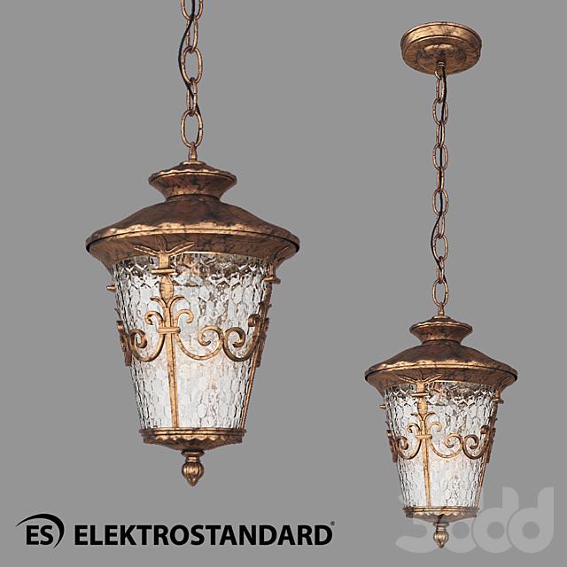 ОМ Уличный подвесной светильник Elektrostandard GLYF-8046H Diadema H