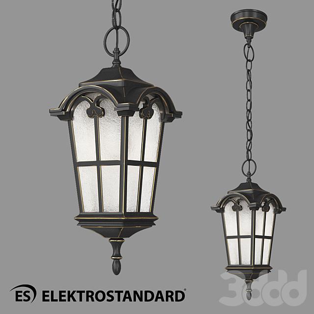ОМ Уличный подвесной светильник Elektrostandard Mira H