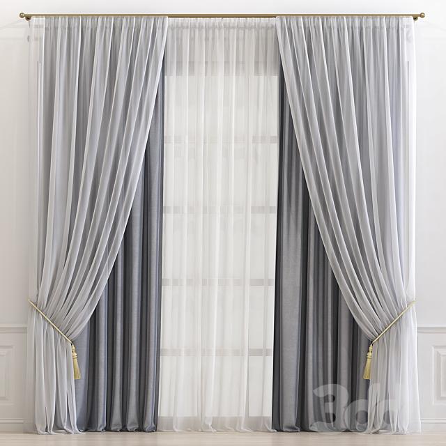 Curtain 619