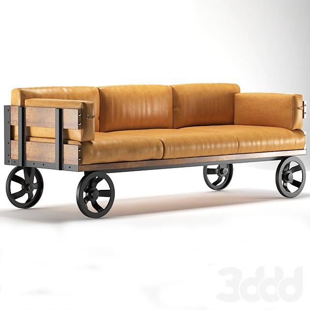 Sofa Industrial Revolution