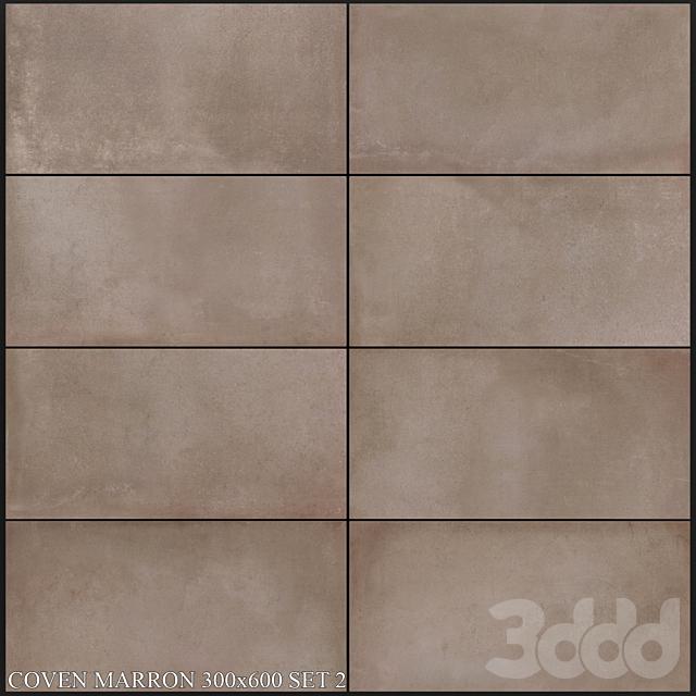 Keros Coven Marron 300x600 Set 2