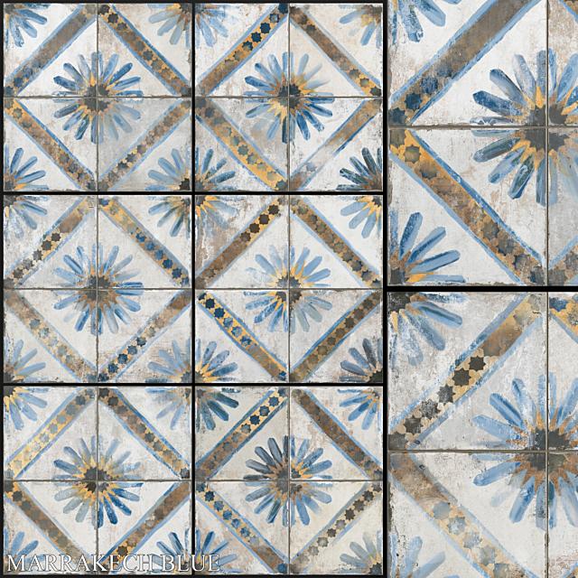 Peronda Marrakech Blue