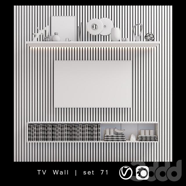 TV Wall | set 71