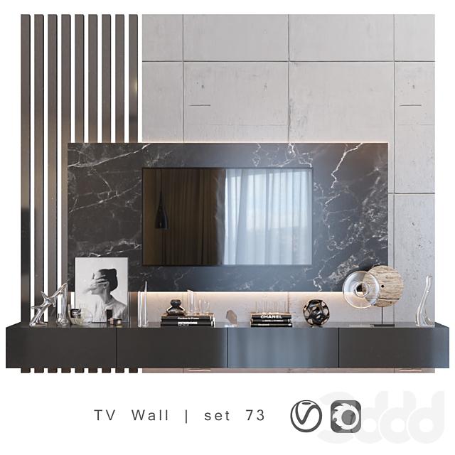 TV Wall | set 73