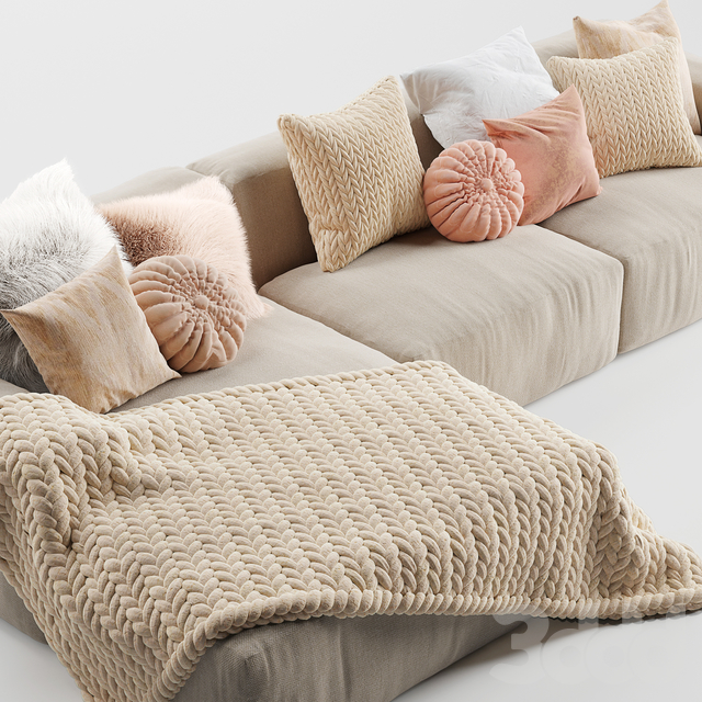 Elise Corner Sofa Chaise