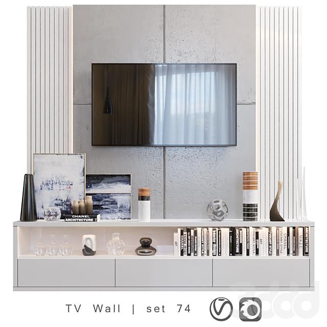 TV Wall | set 74