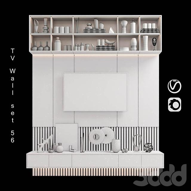 TV Wall | set 56