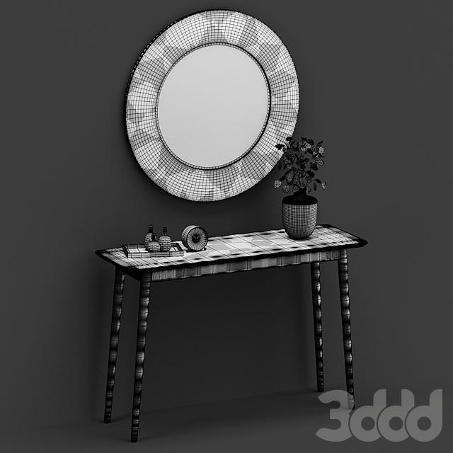 Decorative Set No1 Vray Version