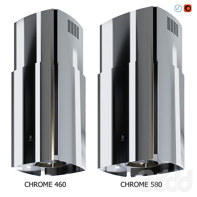 Elica - Chrome (460 + 580)