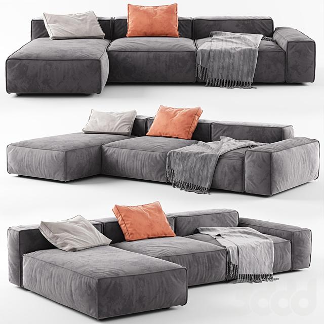 Modern Sofa 03