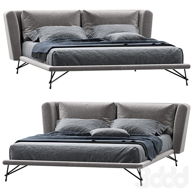 Кровать Ditre Italia Lennox