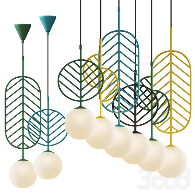 Cosima Modern Nordic Pendant Lamp