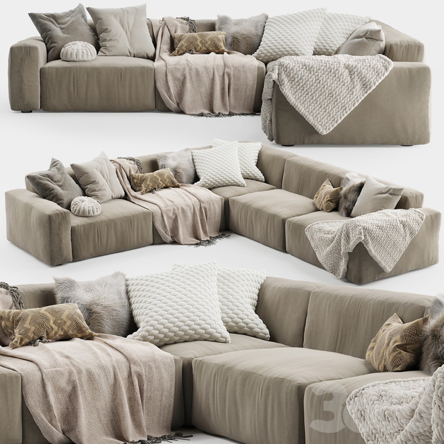 Elise Corner Sofa 2