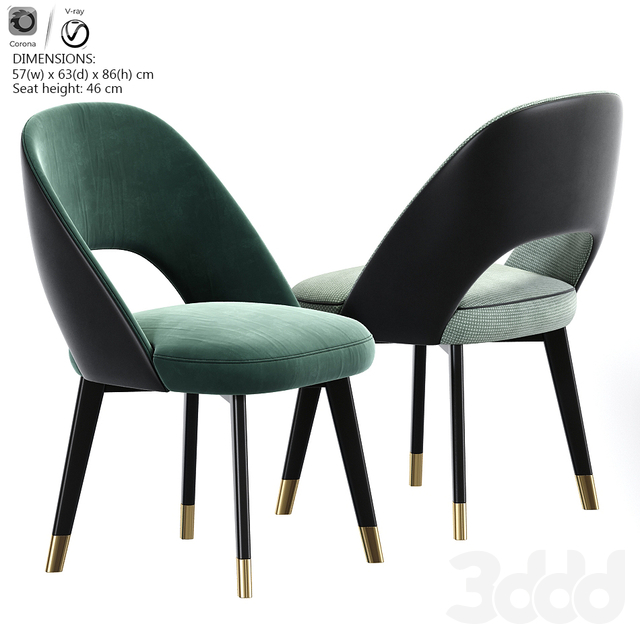 Baxter Colette Chair Dining Chair