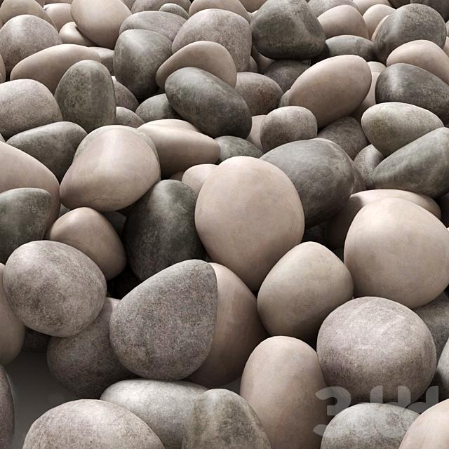 Gravel Low decorative n1 / Гравий малый декоративный