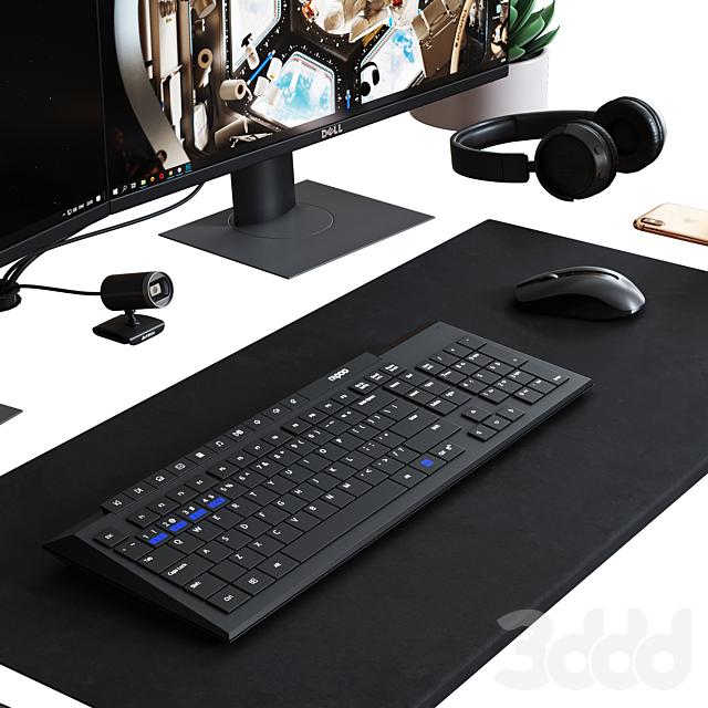 """Набор для рабочего стола и офиса """"художник компьютерной графики"""""""