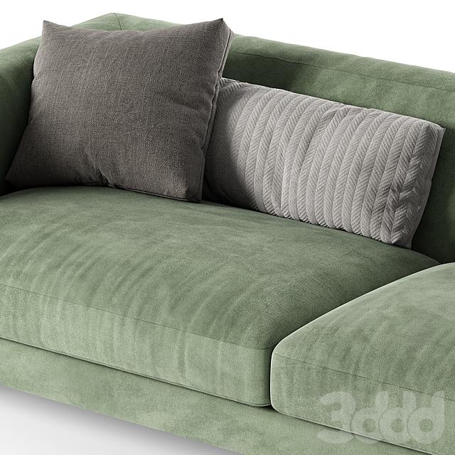 Frigerio Salotti Otto sofa