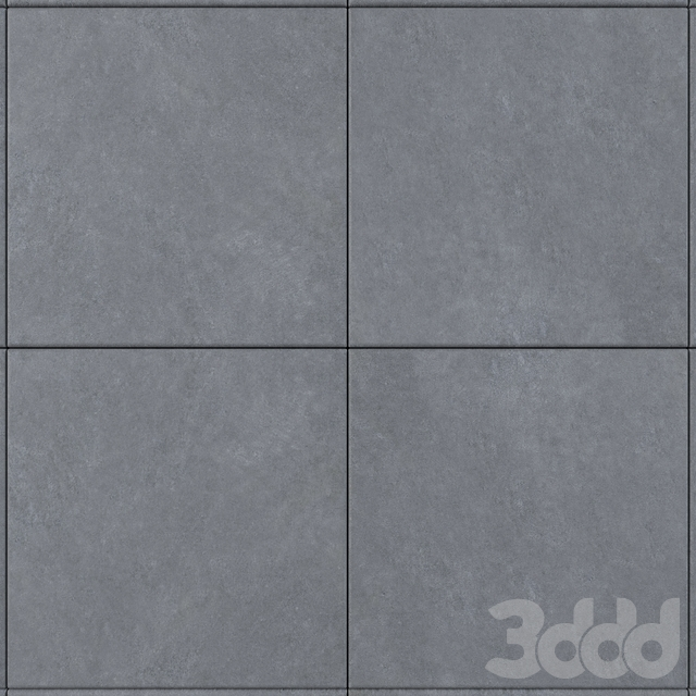 Concrete Wall Tiles Cumulus Anthracite