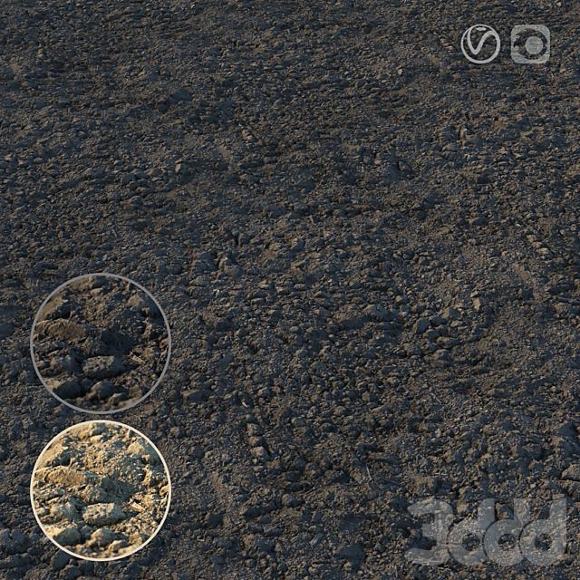 Материал разрыхленного грунта 02