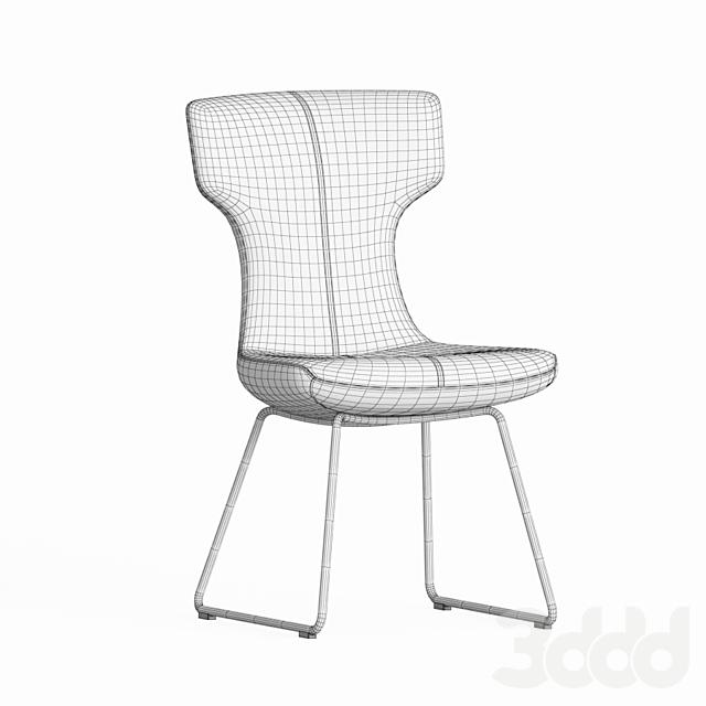 Leolux LX663 Dining Chair