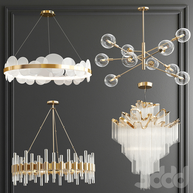 Four Exclusive Chandelier Collection_65