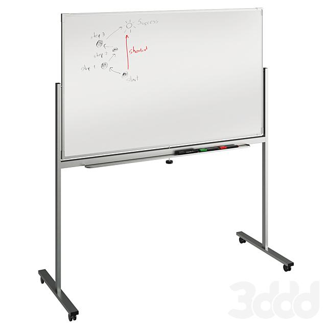 Flipcharts and Board