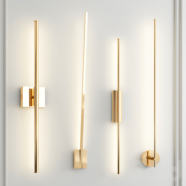 Four Nice Wall Lights_13