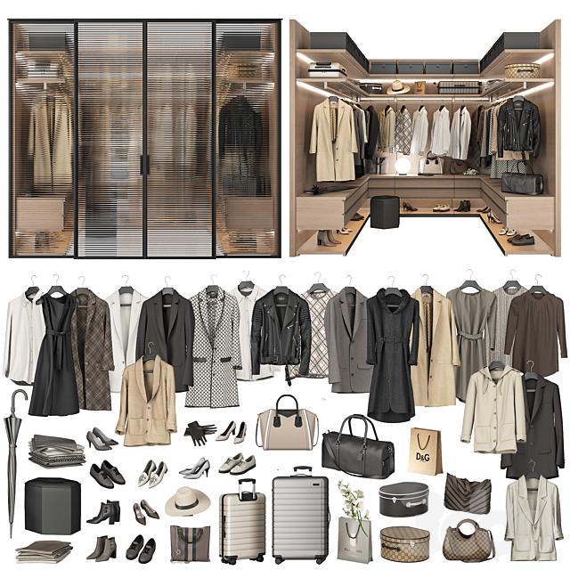 Walk-in Closet 98 part 2