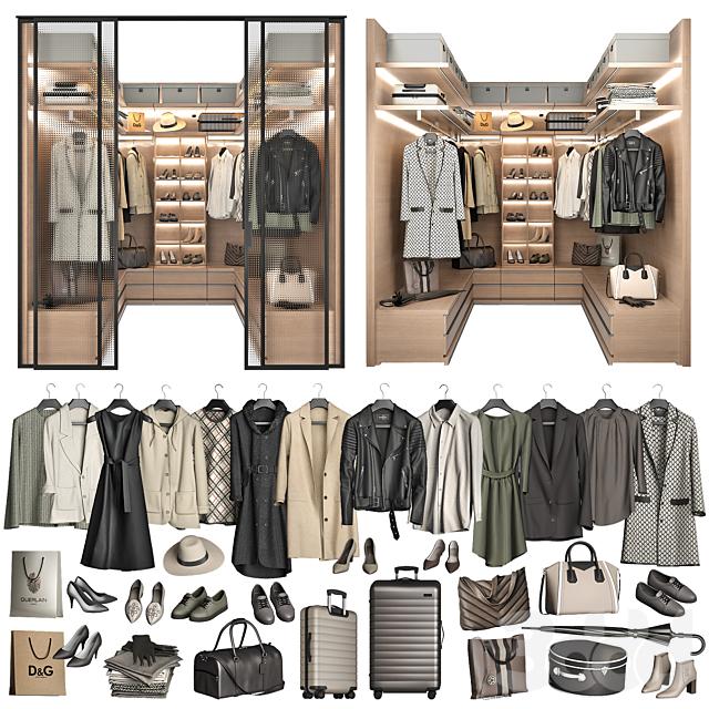 Walk-in Closet 98 part 1