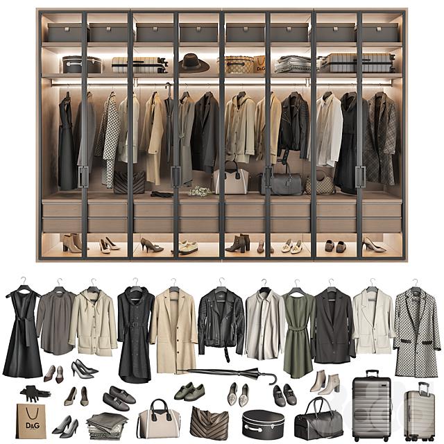 Walk-in Closet 98 part 4