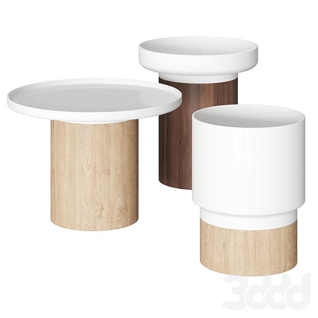 Zeitraum Apu Coffee Tables