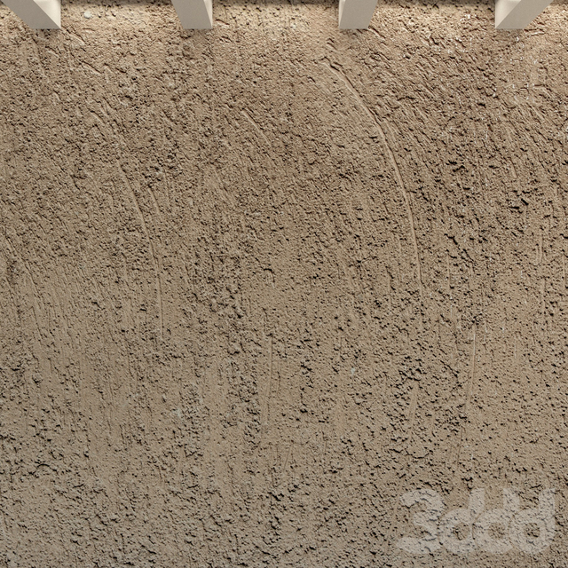 Бетонная стена. Старая штукатурка. 135
