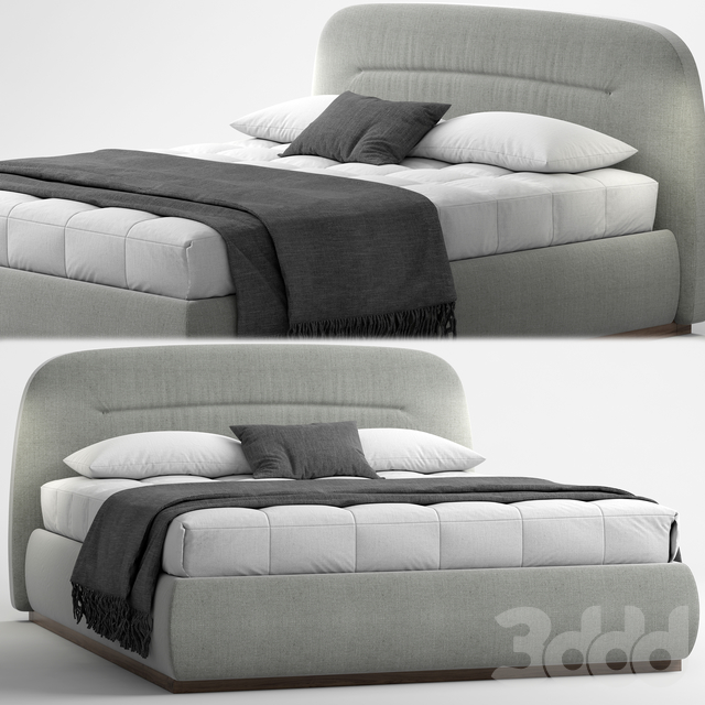 Bodema SOPHIE fabric bed_2