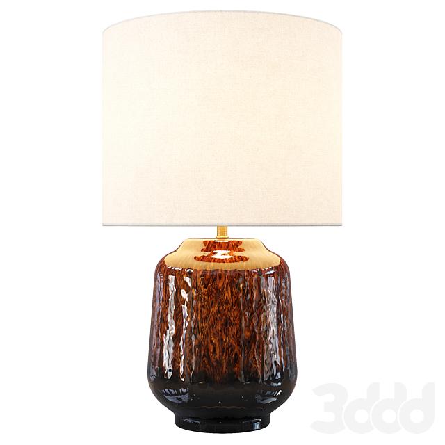 Zara Home - The lamp with ceramic base