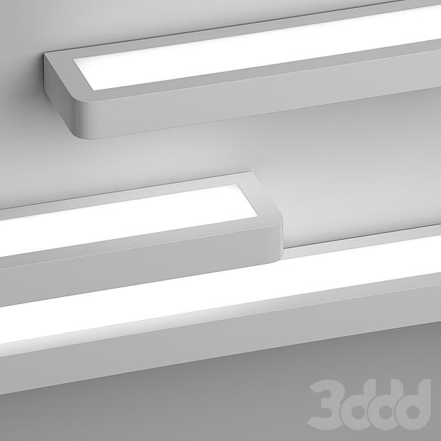 Настенный светильник Panel Wall от Forstlight