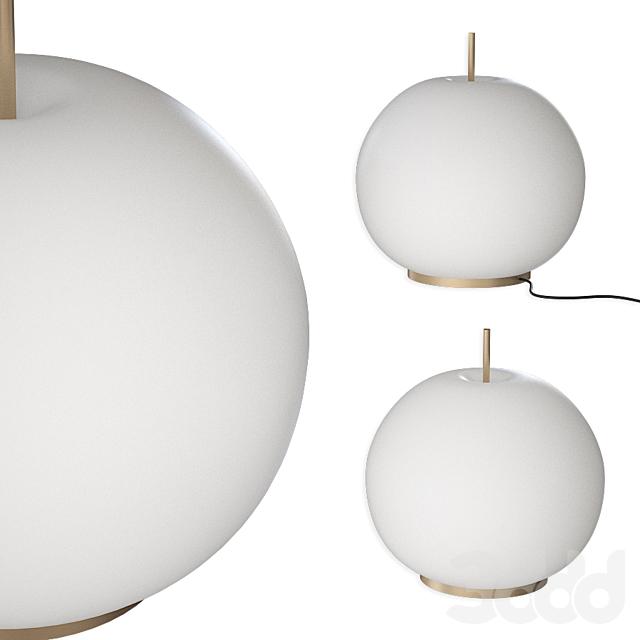 Kushi Mobile Table Lamp by Kundalini