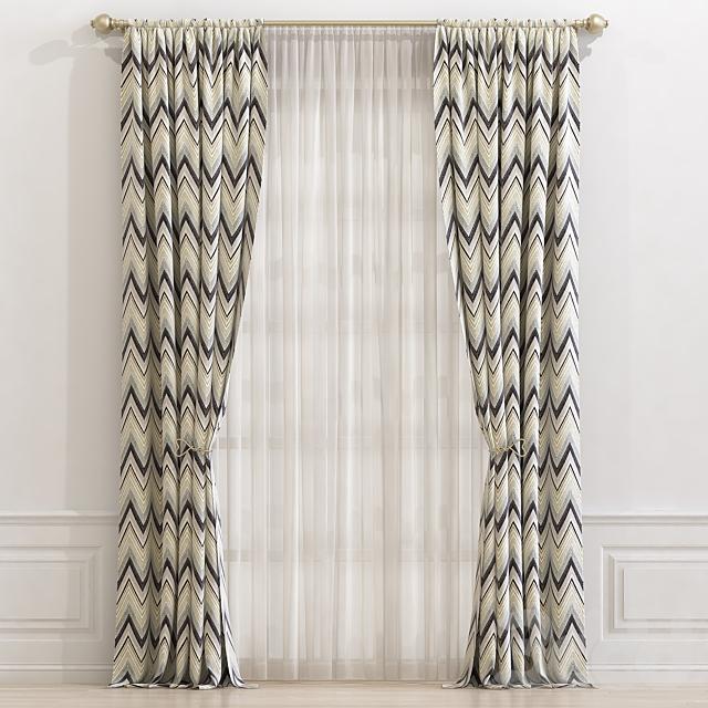 Curtain 692