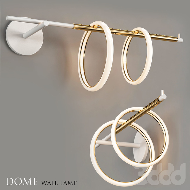 Dome_Wall_lamp