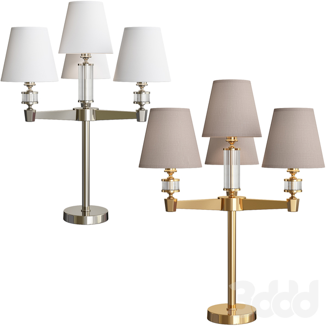 MW-Light DelRey 4 Table Lamp