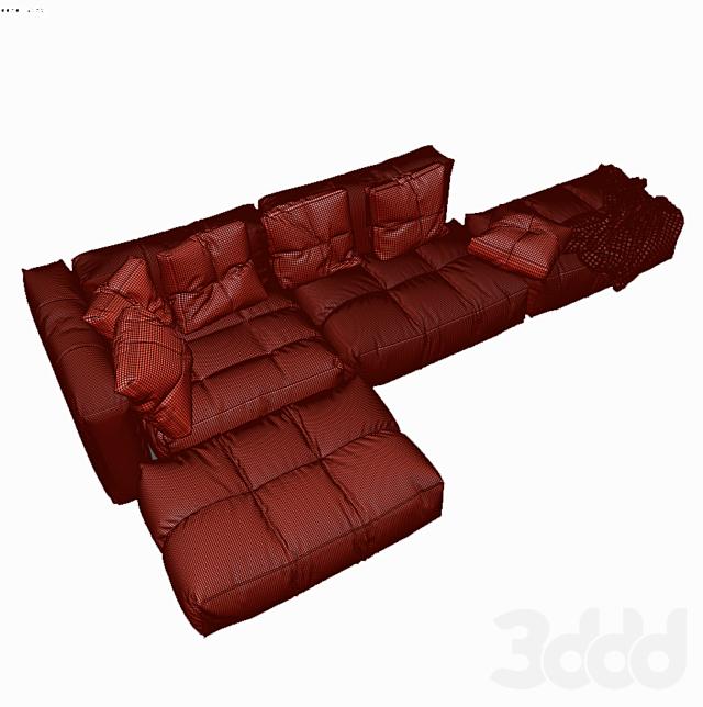 PIXEL Sectional sofa