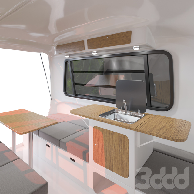 Travel trailer на конкурс