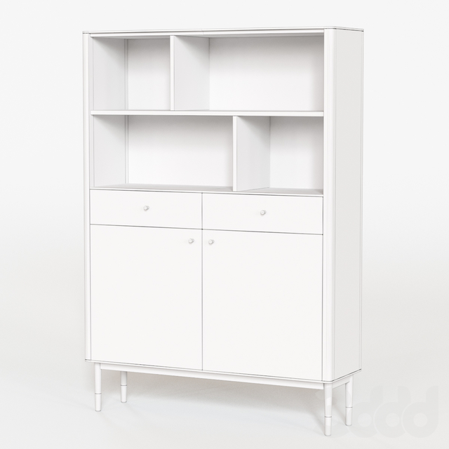 Шкаф-Стеллаж Lehome L132