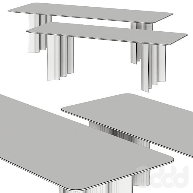 Zeitraum Curtain Dinning Tables