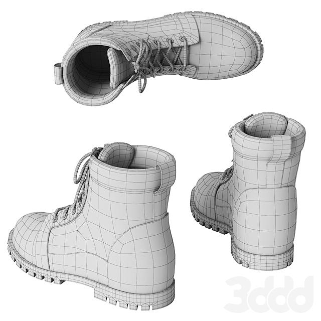 Kodiak Leather Boots