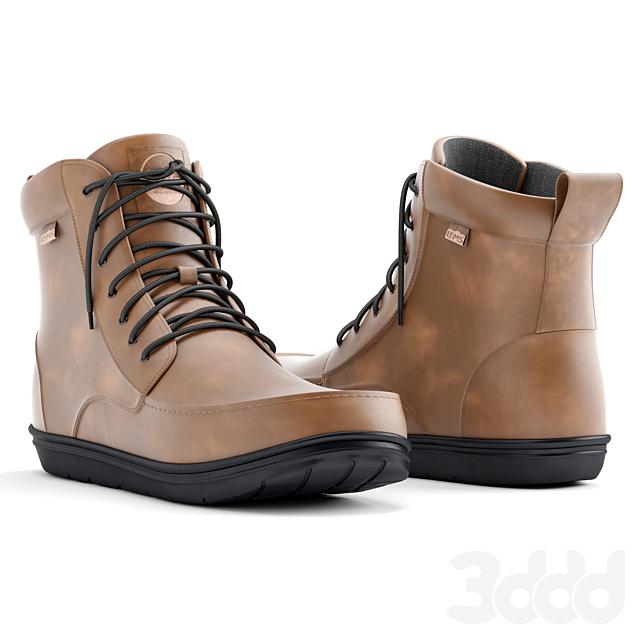 Lems mens boulder ботинок
