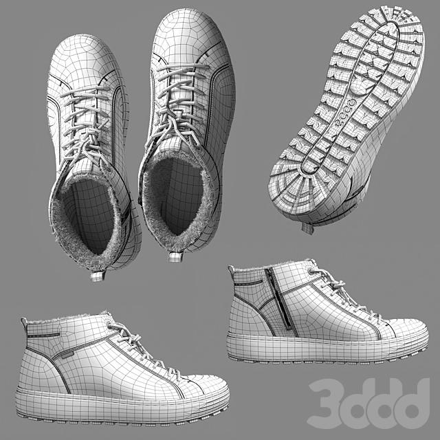 Ecco Soft 7 Tred