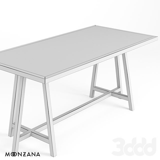 OM Обеденный стол Принтмейкер Moonzana