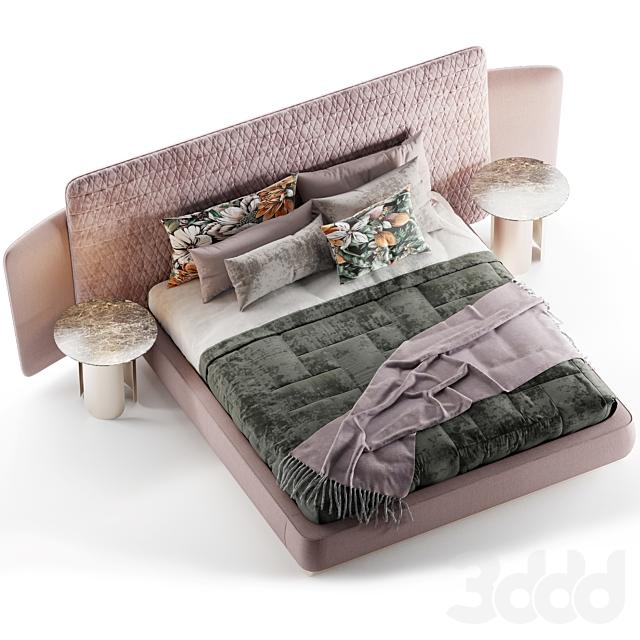 Sheila Double Bed Opera
